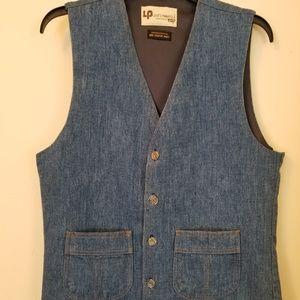 Levi's Vintage 1970s Panatela Sportswear Vest k4